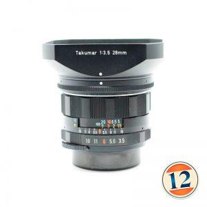 Takumar 42X1 28mm F3.5 ( Pentax )