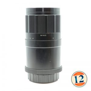 Zenit MC 3M-5CA 500mm f/8 ( Pentax )