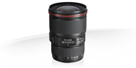 Canon EF 16-35mm f/4L IS USM – Garanzia Canon Italia