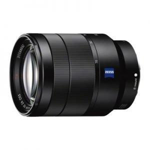 Sony Vario-Tessar® T FE 24-70 mm F4 ZA OSS – Garanzia 2+1 Sony Italia