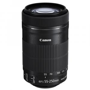 Canon EF-S 55-250mm f/4-5.6 IS STM – Garanzia Canon Italia