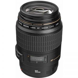 Canon EF 100mm f/2.8 Macro USM Garanzia Canon Italia