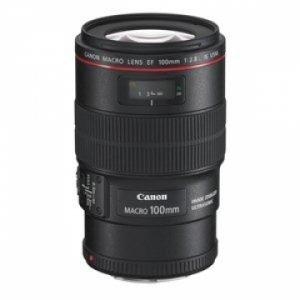 Canon EF 100mm f/2.8 L Macro IS USM Garanzia Canon Pass Italia