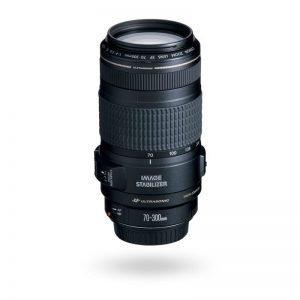 Canon EF 70-300mm f/4-5.6 IS USM – Garanzia Canon Italia