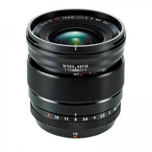 Fujifilm XF 16 F 1.4 R WR – Garanzia Fujifilm Italia