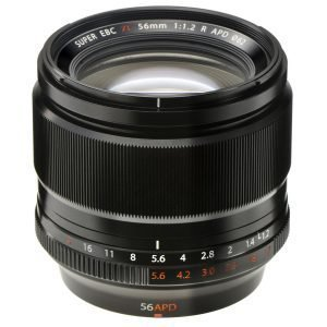 Fujifilm XF 56mm f/1.2 R APD Garanzia 2 anni Fujifilm Italia