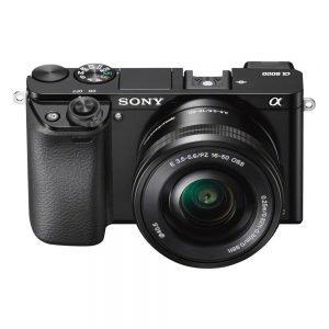 Sony Alpha 6000  Garanzia 2+1 Sony Italia