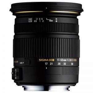 Sigma 17-50mm F/2.8 EX DC OS HSM – Garanzia M-Trading
