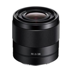 Sony FE 28mm f/2 – Garanzia 2+1 Sony Italia