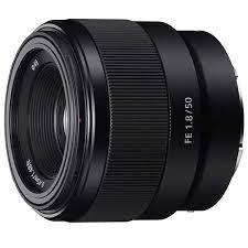 Sony FE 50mm f/1.8 – Garanzia 2+1 Sony Italia