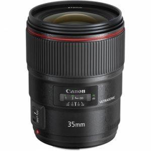 Canon EF 35mm f/1.4L USM II Garanzia Canon Pass Italia