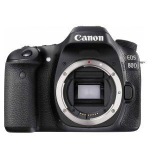 Canon 80D Corpo Garanzia Canon Pass Italia