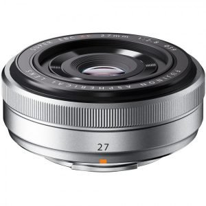 Fujifilm XF 27mm f/2.8 R Garanzia 2 anni Fujifilm Italia