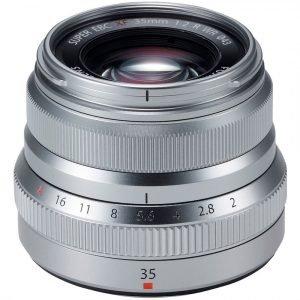 Fujifilm XF 35mm f/2 R WR Black Garanzia 2 anni Fujifilm Italia