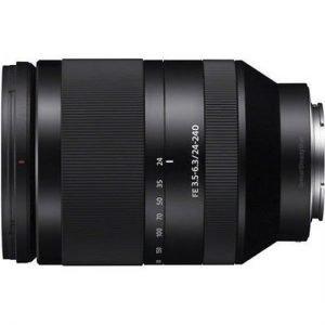 Sony FE F3,5-6,3 OSS da 24-240 mm – Garanzia 2+1 Sony Italia – CashBack 100€ 15/01/2021