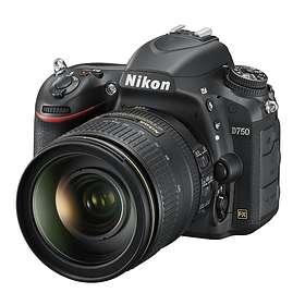 Nikon D750 Garanzia 4 anni NItal Italia