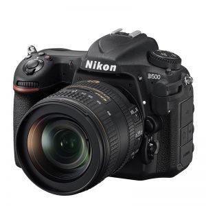 Nikon D500 con NIKKOR 16-80MM F/2.8-4E ED VR Garanzia 4 anni Nital Italia