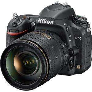 NIKON D750+AF-S 24-120/4 G ED VR  Garanzia 4 anni Nital Italia