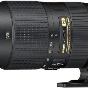Nikkor AF-S 80-400mm f/4.5-5.6 G ED VR – Garanzia 4 anni Nital