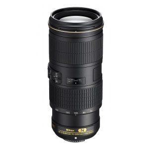 Nikkor AF-S 70-200mm f/4 G ED VR – Garanzia 4 anni Nital