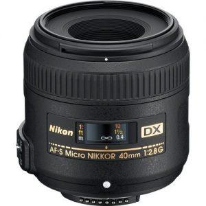 Nikkor AF-S DX 40mm f/2.8 G Micro – Garanzia 4 anni Nital