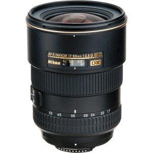 Nikkor AF-S DX 17-55mm f/2.8 G ED – Garanzia 4 anni Nital