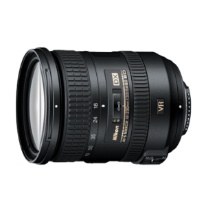 Nikkor 18-200mm f/3.5-5.6G ED VR II – Garanzia 4 anni Nita