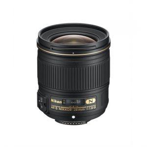 Nikkor AF-S 28mm f/1.8 G – Garanzia 4 anni Nital