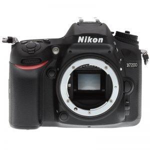 Nikon D7200 + SD 8GB – Garanzia 4 anni Nital Italia