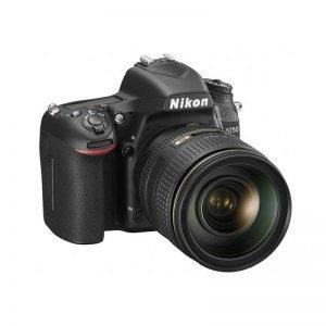 Nikon D750 con OB 24/120 F4 G ED VR Garanzia 4 anni NItal Italia