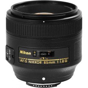 Nikkor AF-S 85mm f/1.8 G – Garanzia 4 anni Nital