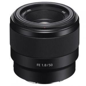 Sony E 50mm F1.8 OSS Garanzia Sony Italia 2 anni