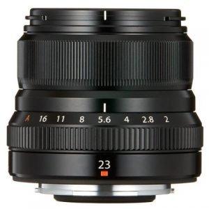 Fujifilm  XF 23mm F2 R WR Garanzia 2 anni Fujifilm Italia