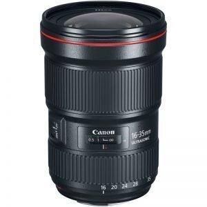 Canon EF 16-35mm f/2.8L III USM – Garanzia Canon Italia