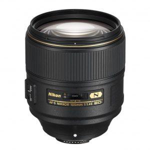Nikkor AF-S 105mm f/1.4E ED – Garanzia 4 anni Nital