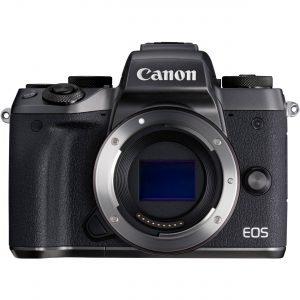 Canon EOS M5 Corpo Garanzia Canon Pass Italia