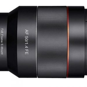 Samyang AF 50mm F1.4 Sony-E AutoFocus – Garanzia Fowa 5 anni
