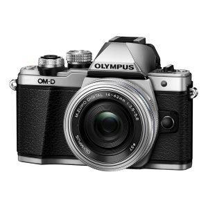 Olympus OM-D E-M10 Mark II (Silver) con 14/42 EZ Pancake – Garanzia Polyphoto Italia