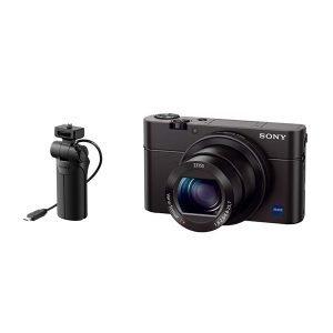 Sony DSC-RX100 Mark III + VCT-SGR1 – Garanzia Sony Italia