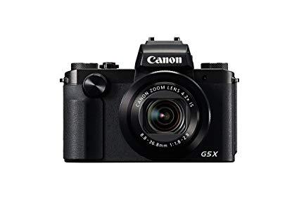 Canon Powershoot G5X  Garanzia Canon Italia