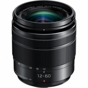LUMIX G VARIO 12-60mm F/3.5-5.6 POWER O.I.S. – Garanzia 4 Fowa  (Bulk)