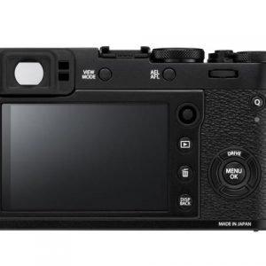 Fujifilm X100F – Black Garanzia Fujifilm Italia