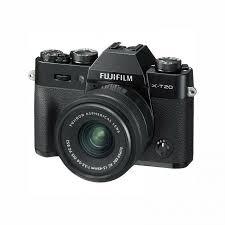 Fujifilm X-T20 Black con 15/45 F 3.5-5.6 – Garanzia Fujifilm Italia