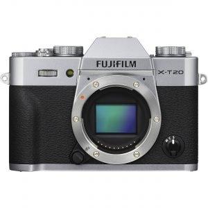 Fujifilm X-T20 Silver – Garanzia Fujifilm Italia