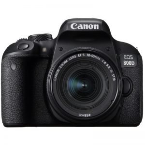 Canon EOS 800D EF-S 18-55 IS STM – Garanzia Canon Pass Italia