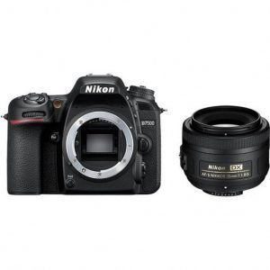 NIKON D7500+AF-S 35/1,8 G DX- Garanzia 4 anni Nital Italia