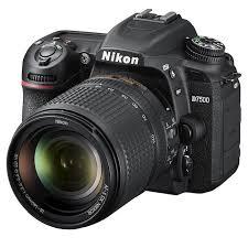 Nikon D7500 – Garanzia 4 anni Nital
