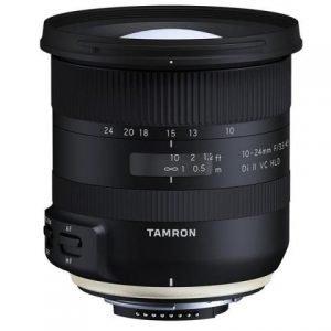 TAMRON 10-24 F 3.5-4.5 DI II VC HLD Garanzia Polyphoto 10 anni ( Attacco Canon )