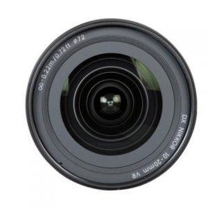 Nikkor AF-P DX 10-20mm f/4.5-5.6G VR – Garanzia 4 anni Nital Italia