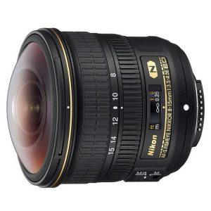 Nikkor AF-S FISHEYE 8-15mm f/3.5-4.5E ED – Garanzia 4 anni Nital + 150 Black Friday dal 23/11/2020 al 30/11/2020